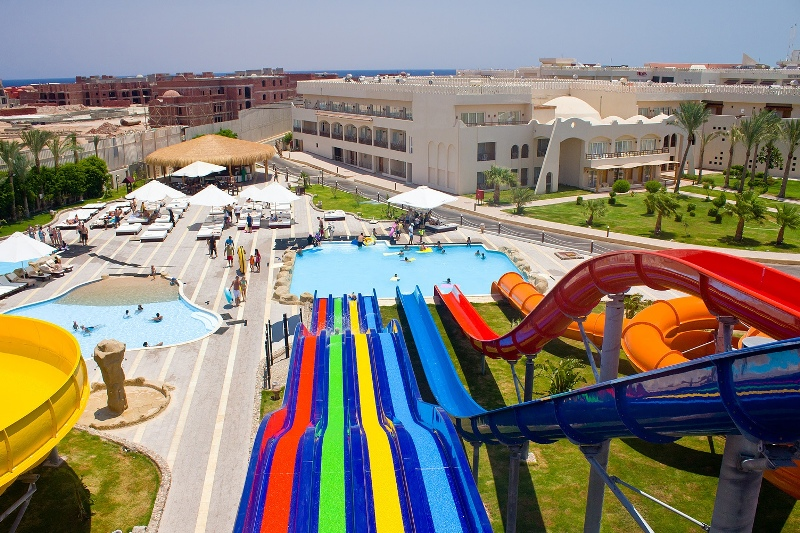 Royal Albatros Moderna 5 - Топ-5 отелей с аквапарком в Египте
