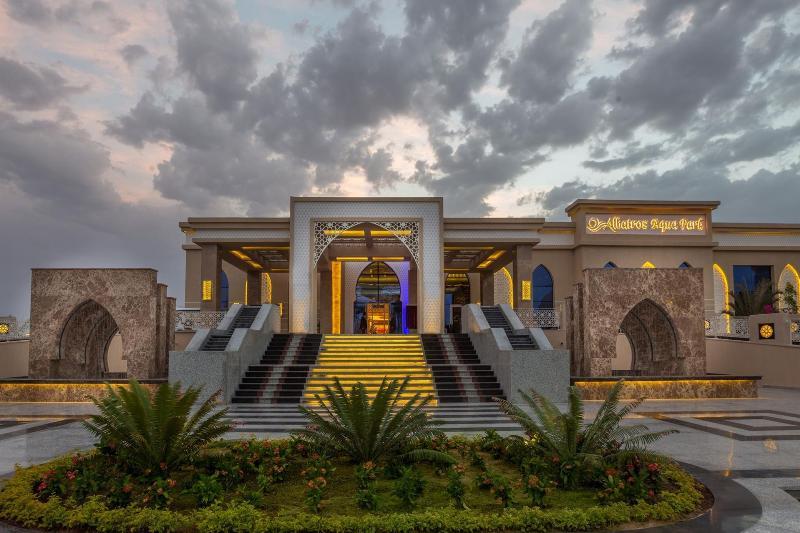 hotel - Топ-5 отелей с аквапарком в Египте