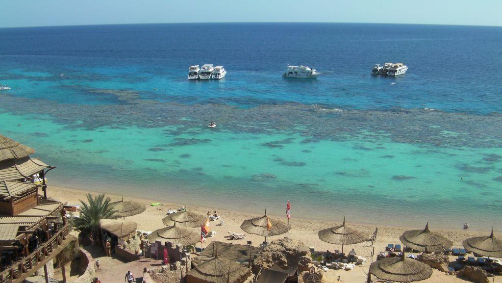 naama bej - Безветренные бухты Шарм Эль Шейха