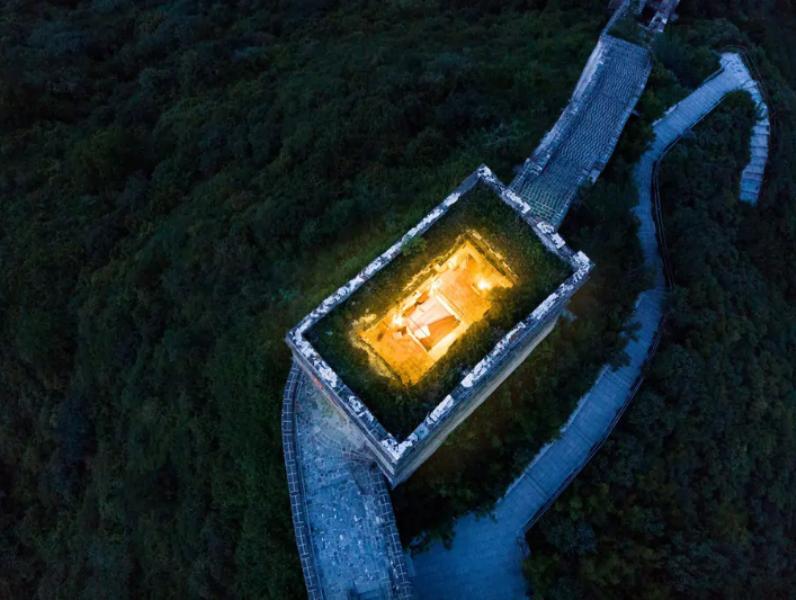 8 - Номер люкс в большой китайской стене