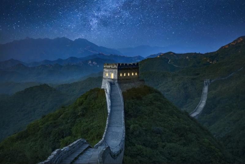 9 - Номер люкс в большой китайской стене