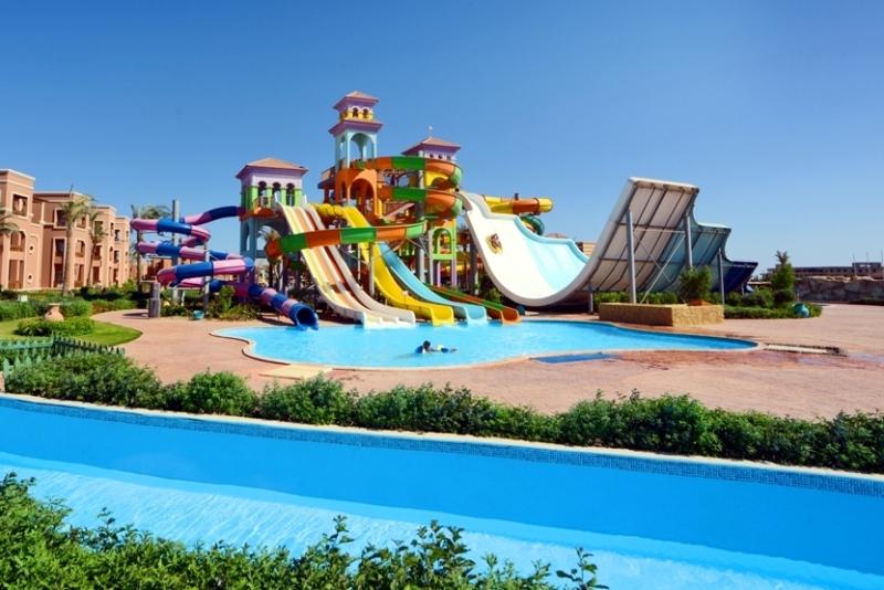 Charmillion Club Aqua Park - Топ-5 отелей с аквапарком в Египте