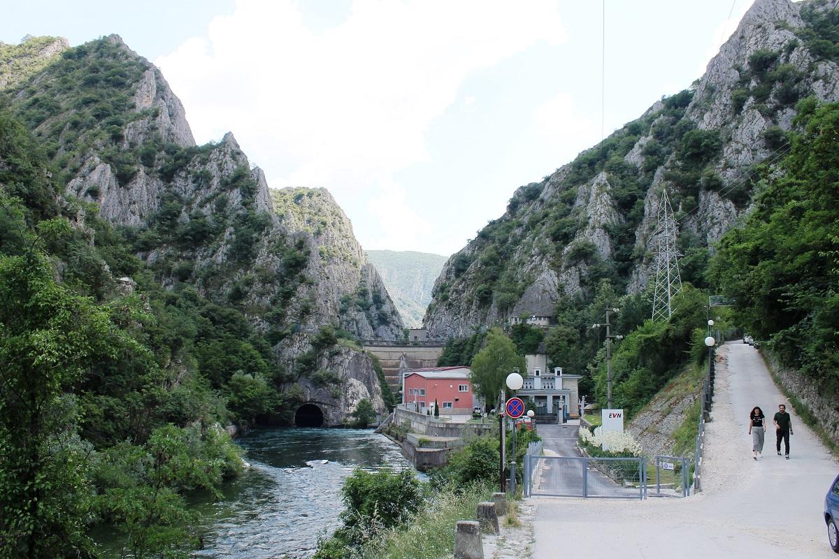 IMG 7189 1 - Каньон Матка. Одно из самых красивых мест в Македонии