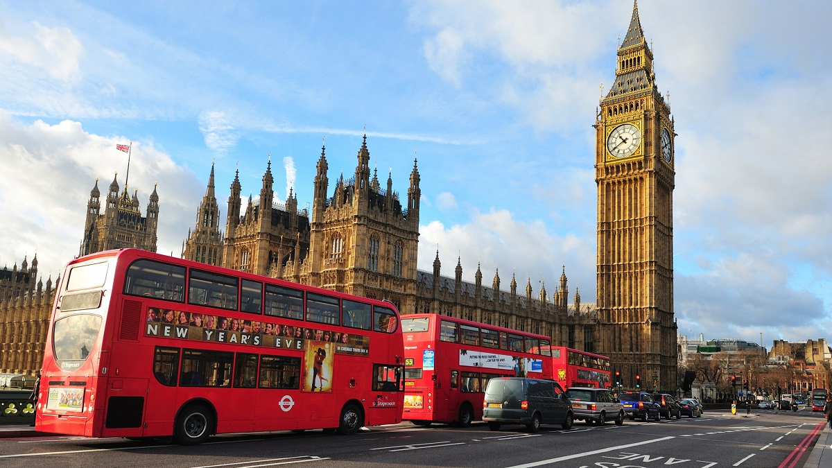london england big ben 1496 - Собираемся в автобусный тур по Европе