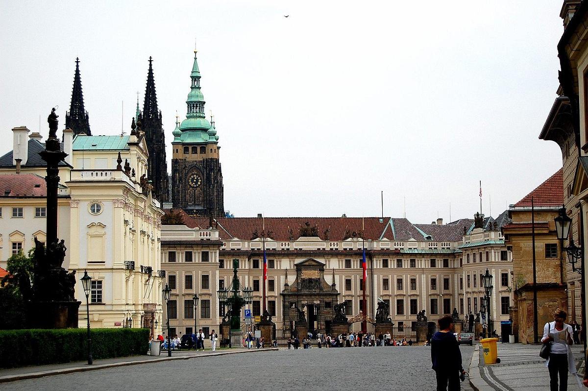 1623 - Златая Прага