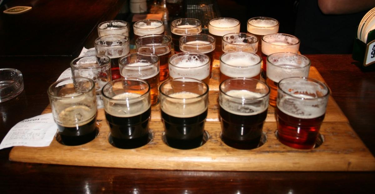 Prazhskij pivnoj muzej pivo - Златая Прага