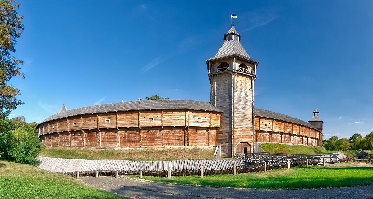 TSitadel panorama - Знайомство з Чернігівщиною
