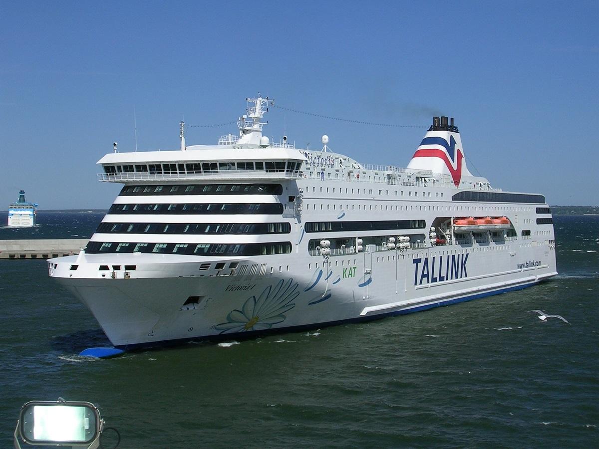 Victoria I Tallinn - Северный круиз