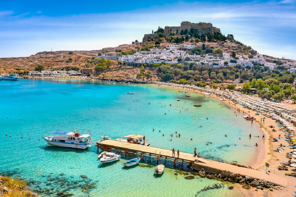 rodos - Найпопулярніші острова Греції для відпочинку