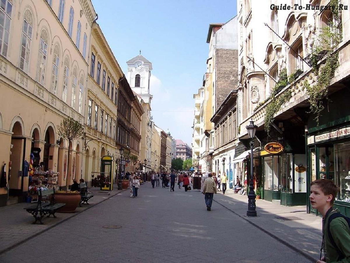 1455786988 - Вена, Будапешт - выходные со вкусом