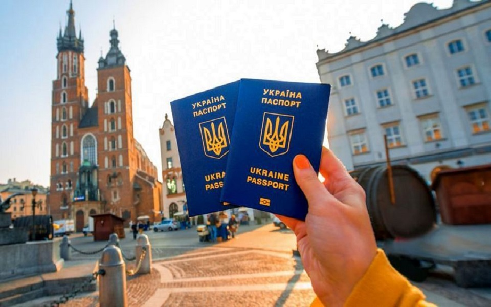 Travel to Europe without visas