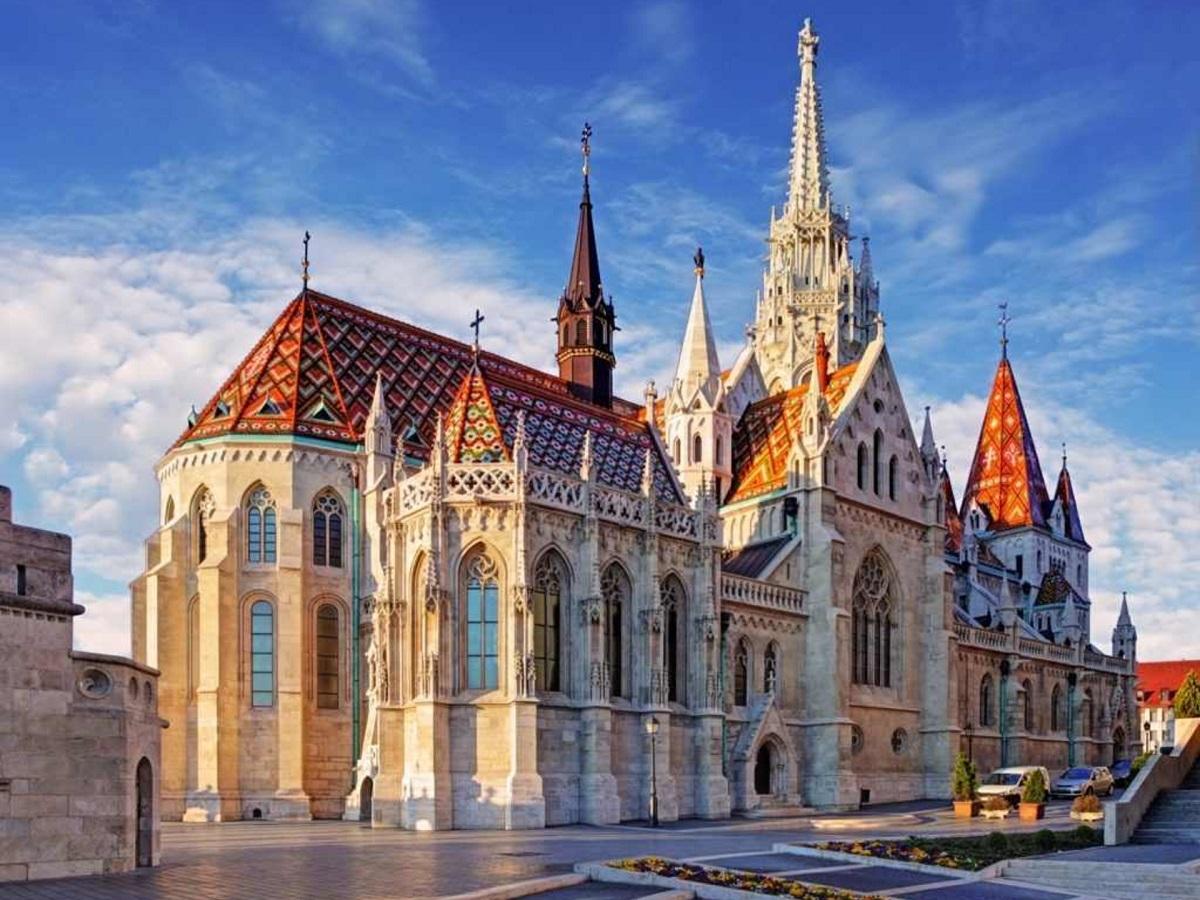 Matthias Kirche Budapest 5 56a044d2bccf171gbb342f41938019af - Відень, Будапешт - вихідні зі смаком