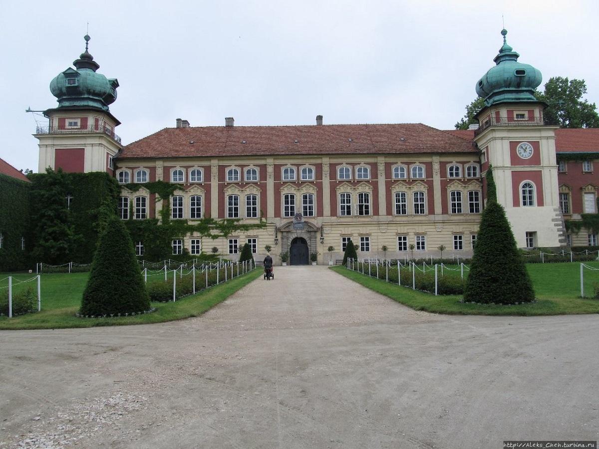 big.photo  - Краків - замок Ланцут - Аушвіц - копальні Бохни