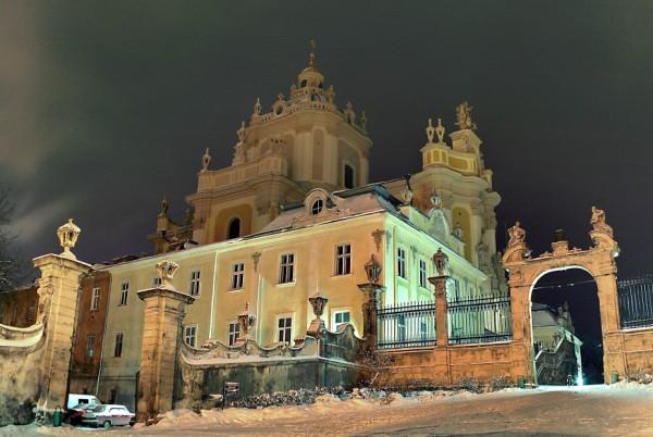 15730549875dc2ea0b9b429 - Новогодние приключения в городе Львов +замки Львовщины