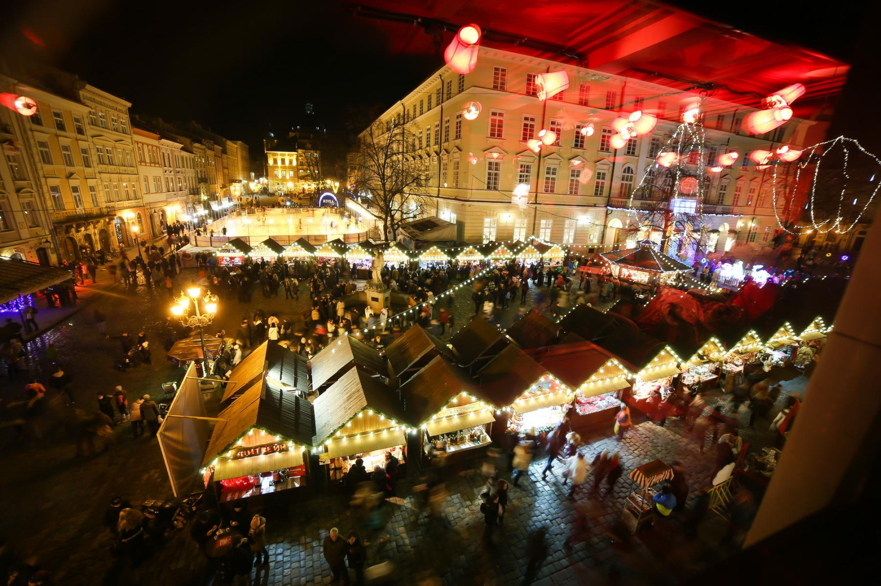 15730562235dc2eedfdeb85 - Новогодние приключения в городе Львов +замки Львовщины