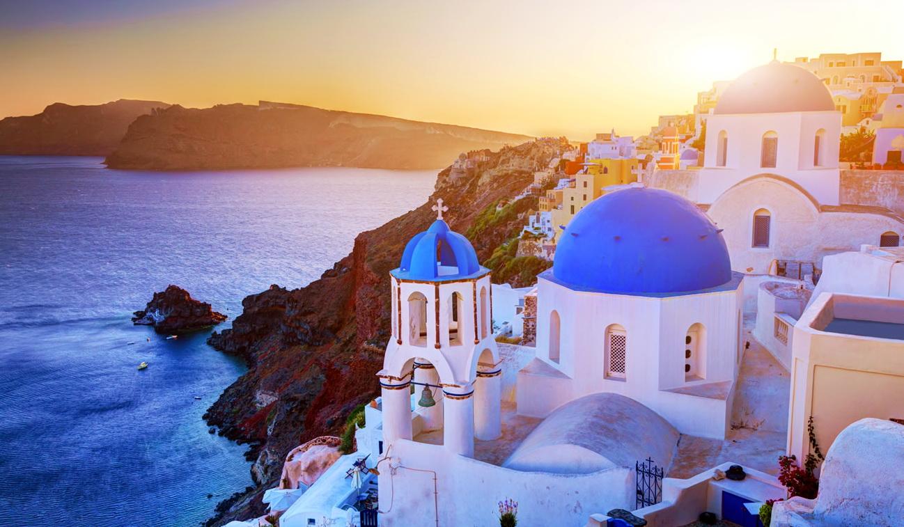 santorini island 8 - Греція