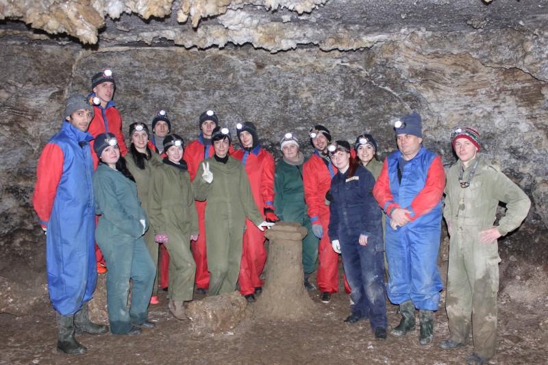 15471064705c36f8a6eeb6a - 4 печери Поділля: Млинки, Оптимістична, Атлантида і кришталева