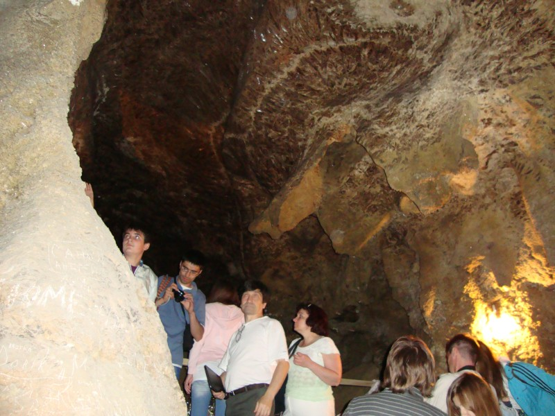 15471063355c36f81fb7462 - 4 пещеры Подолья: Млынки, Оптимистическая, Атлантида и хрустальная