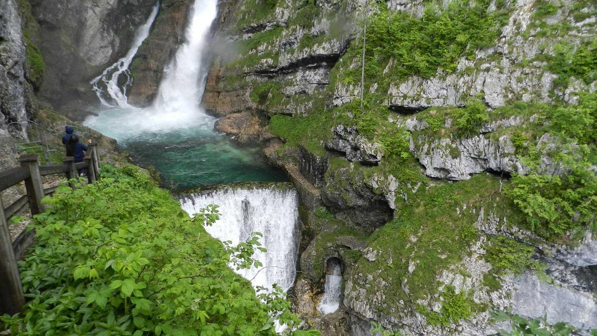83271 - Уголок рая на Земле: Триест, Блед и Зальцбург
