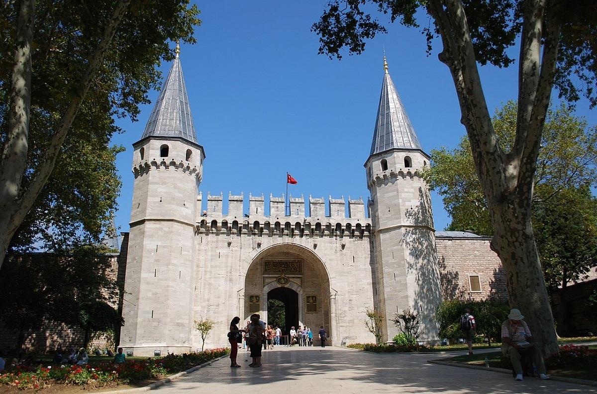 Dvorets Topkapy vorota - Величие и роскошь Стамбула ♥