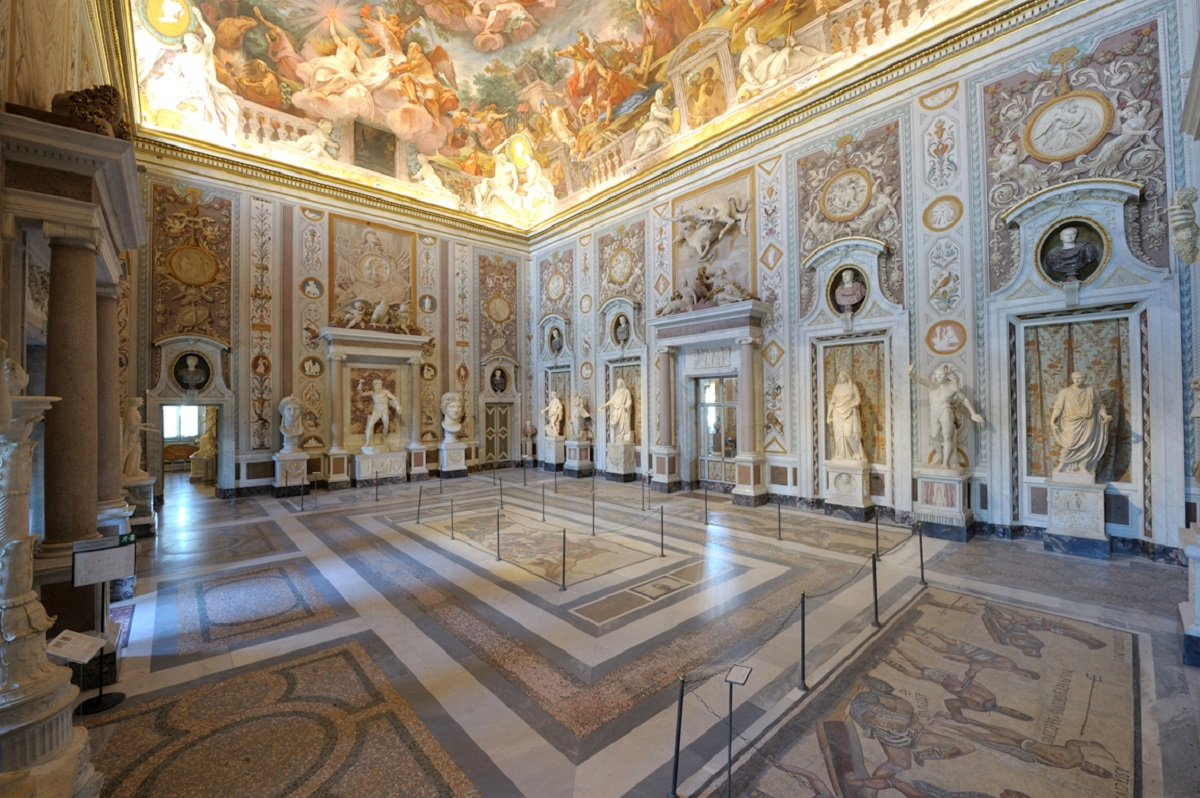 Galereya Borgeze 1 - Лайфхаки по музеях Європи