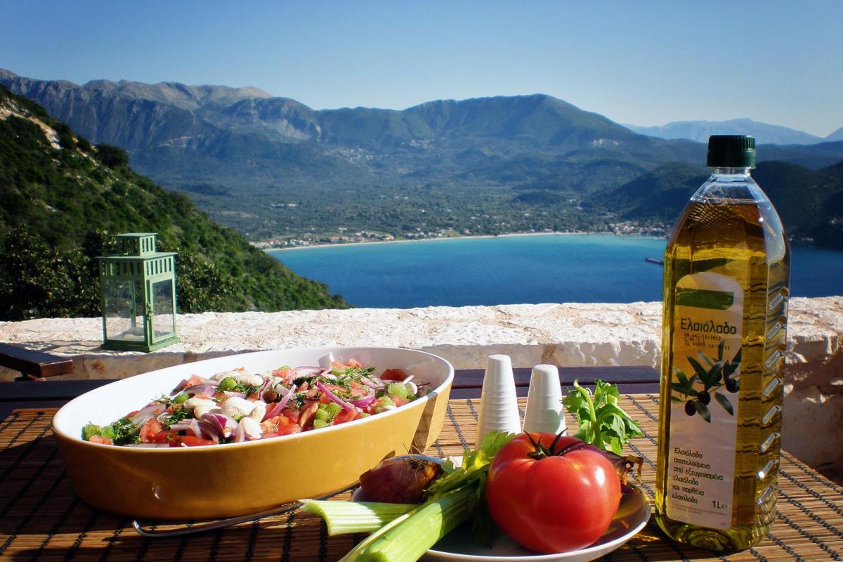osobennosti nacionalnoj kuhni grecii - 9 причин поехать на остров Корфу