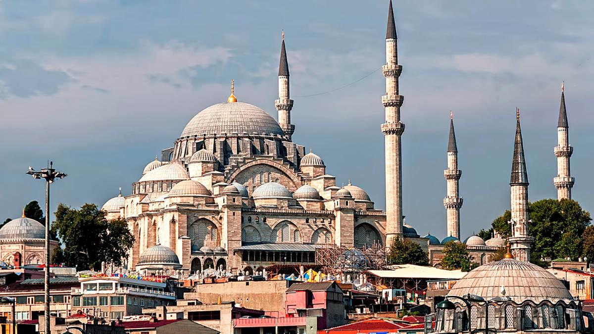 suleimanie - Велич і розкіш Стамбула ♥